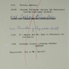 Ambassador [Armin H. Meyer]'s Schedule, Tuesday, June 14, 1966