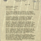 Letter from Carl L. Klein to Henry M. Jackson re: Unlawful Industrial Waste into the Spokane River, August 20, 1970