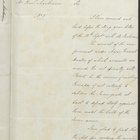 Copy of Letter from Duke of Portland to Mr. President Mackenzie, re: Insurrection in Grenada, November 1795