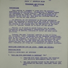 Columbia University Research Project on Hungary Interview Guide - Government and Politics, 1959