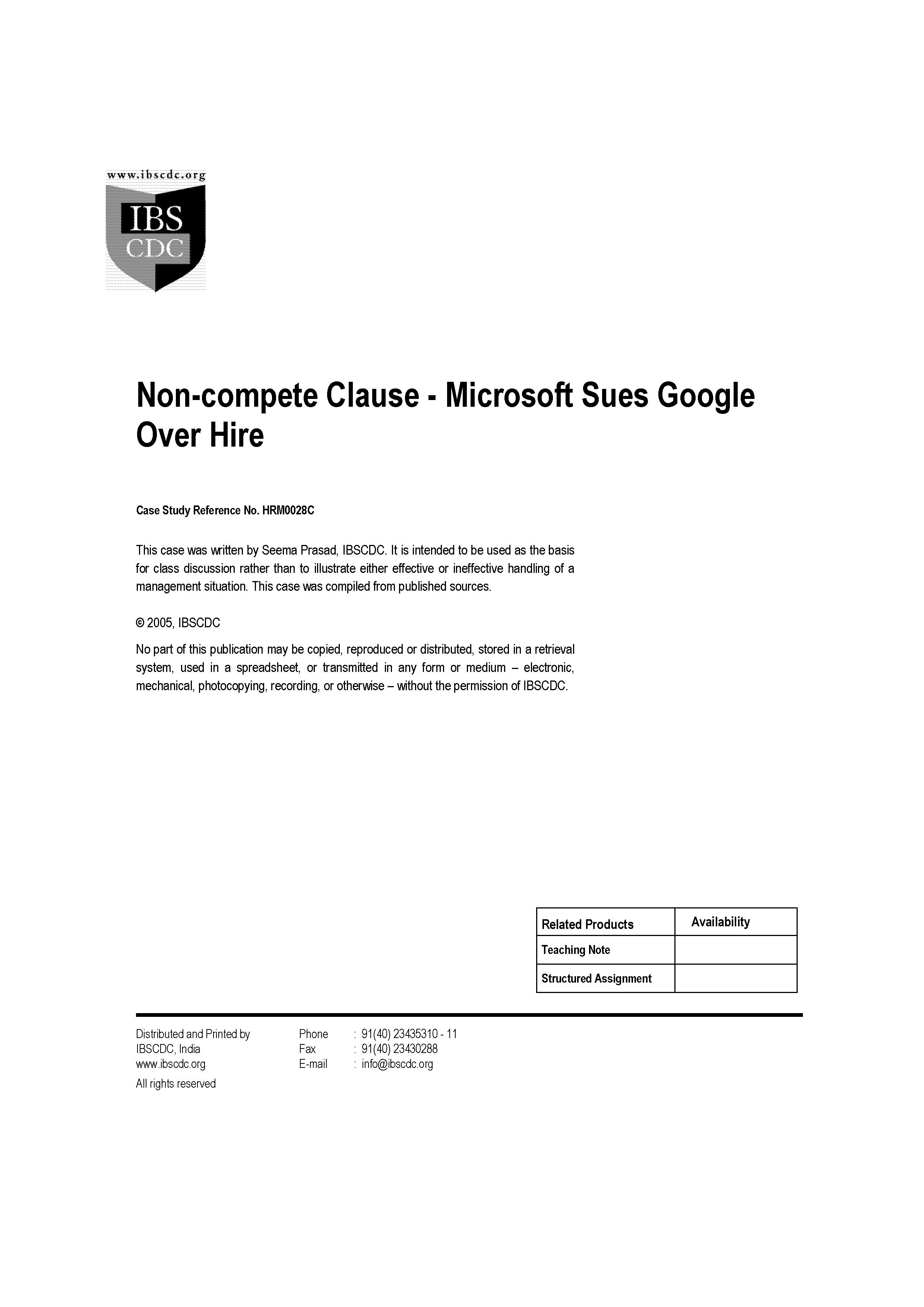 non compete clause microsoft sues google over hire alexander non compete clause microsoft sues google over hire alexander street