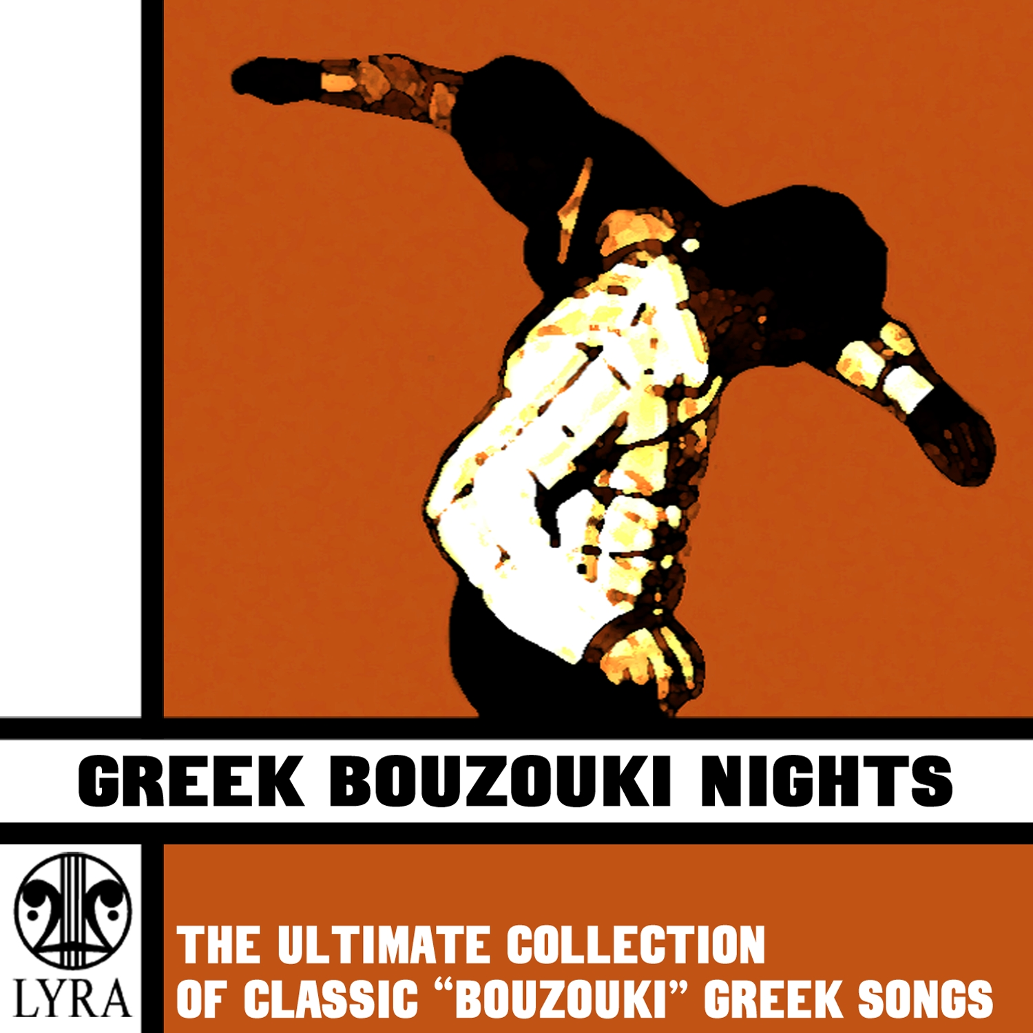 Greek Bouzouki Nights - The Ultimate Collection of Classic