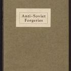 Anti-Soviet Forgeries