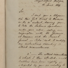 Copy of Letter from Rodney Mundy to Commodore Phillimore re: Repercussions of Decree of General Dulce; Status of Ships Serving the Caribbean; Summary of Sent Dispatches, June 16, 1869