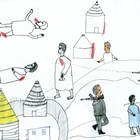 The Children of Darfur Drawings