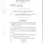 92d Congress 1st Session A Bill To Amend the Public Health Service Act to Assure that the Public is Provided with an Adequate Quantity of Safe Drinking Water, and for Other Purposes