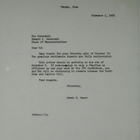 Letter from Armin H. Meyer to Edward J. Derwinski, November 2, 1966