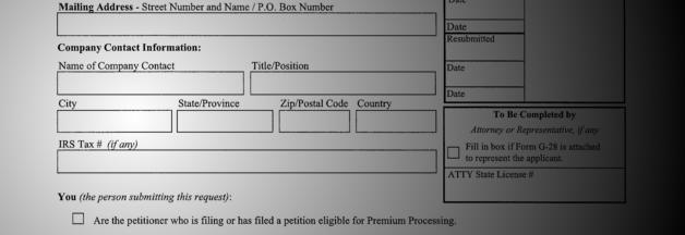 Form I907 Ordekeenfixenergy