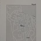 Map of Kigali, Rwanda, featuring U.S. Embassy and USAID