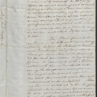 Copies of Correspondence between Brigadier General Nicolls and F. K. Mackenzie, re: Dispute over Militia Command in Grenada, August 1795