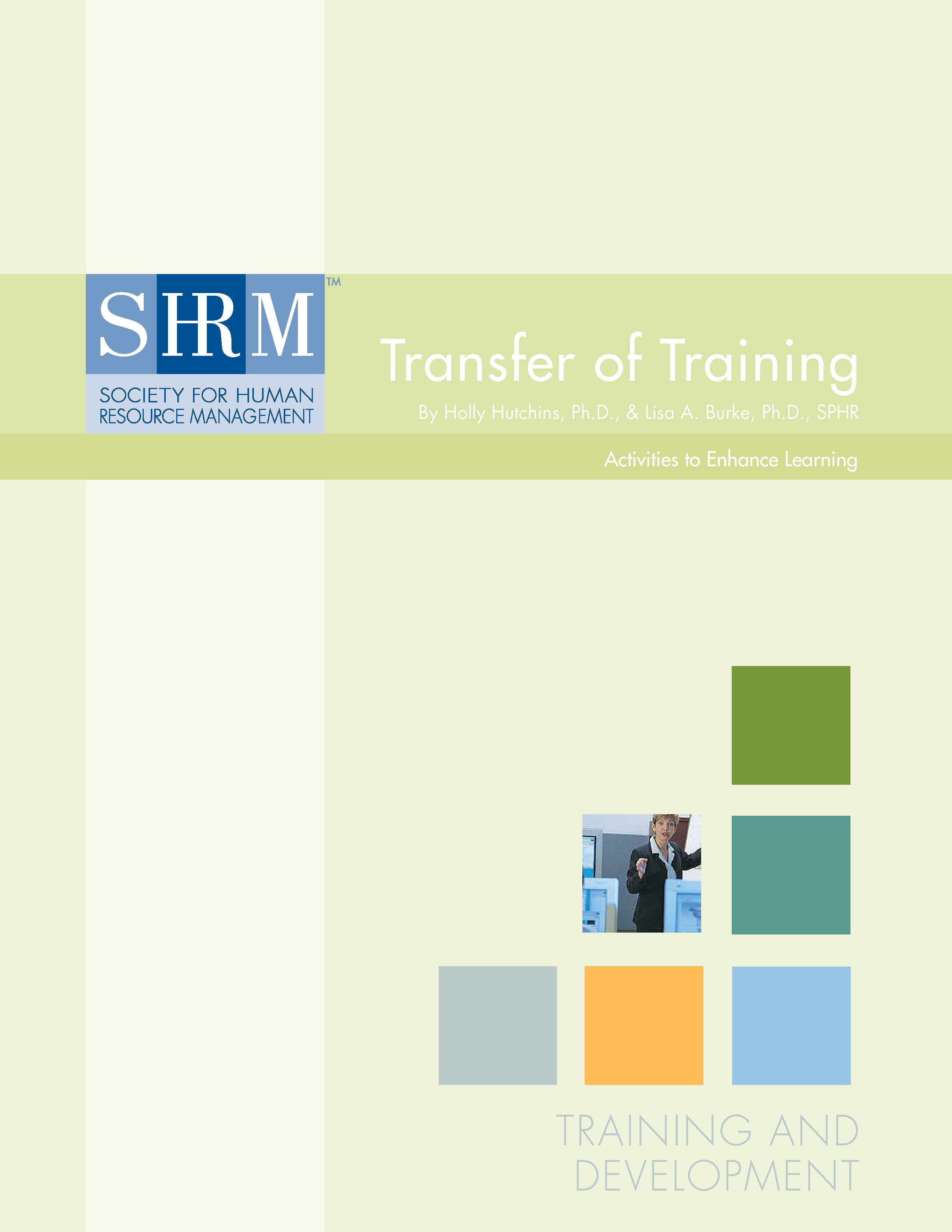 Transfer of Training: Activities to Enhance Learning