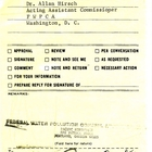 Activity Report: Federal Water Pollution Control Administration - Northwest Region, February 1967