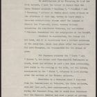 Confidential Letter No. 3 re: Arrival of Chinese Cruisers with a Thousand Revolutionary Troops, from Harold Porter, Acting Consul, Chefoo, to Sir John Jordan, His Majesty's Minister, Peking, January 18, 1912