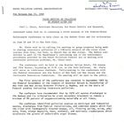 For Release May 23, 1969 - Third Meeting on Pollution of Hudson River Set
