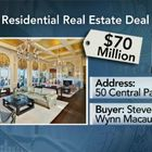 $88M Penthouse Tops NYC's 2012 Real Estate Deals