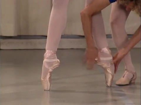 Essays about pointe shoes